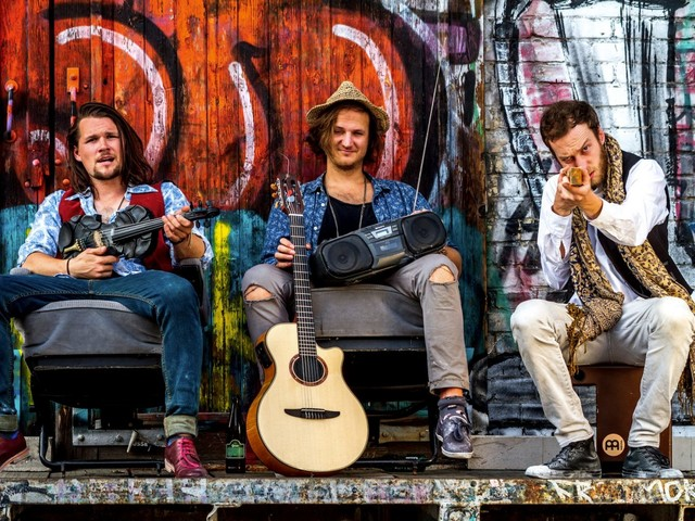 Listen to This! Berlin-based Trio The Trouble Notes Premiere New Single Lose Your Ties