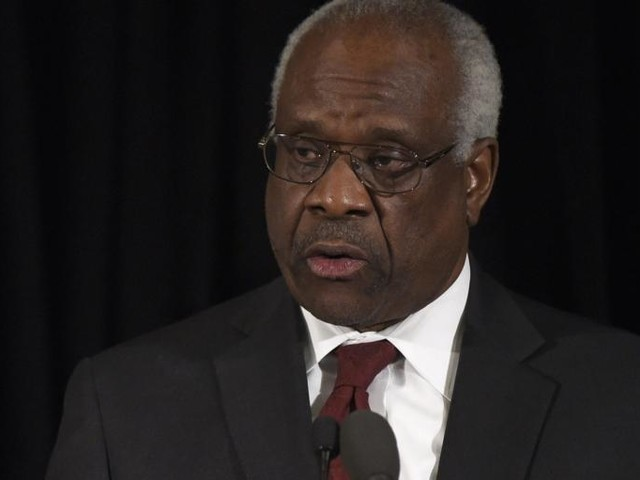 Clarence Thomas Joins Liberals, Shocks World