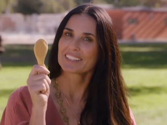 Demi Moore Turns to Cannibalism in 'Corporate Animals' Trailer - Watch Here!