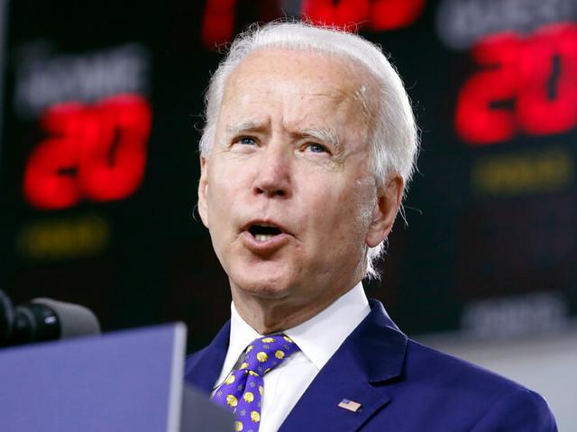 Joe Biden's Links to Wall Street, Silicon Valley