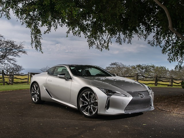 Remember How Silly You Thought It Was When Lexus Predicted 400 LC Sales Per Month in America?