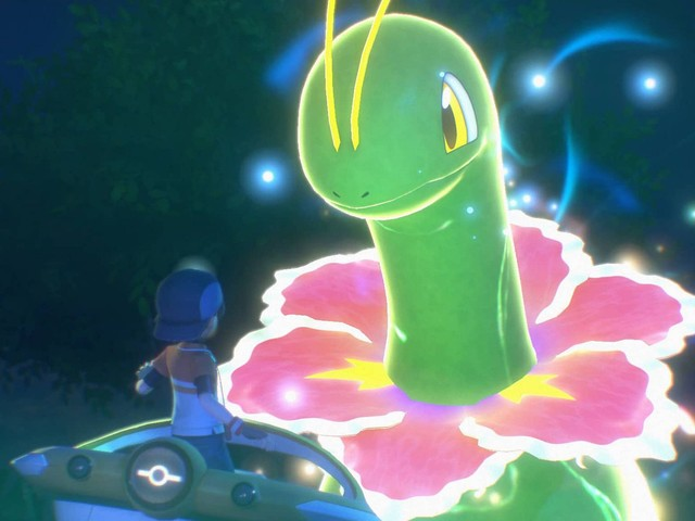 New Pokemon Snap file size and mysterious 'online functions' listed