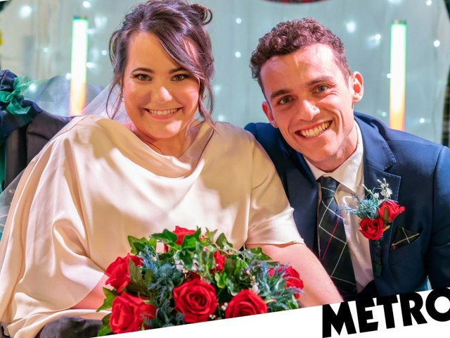 Hollyoaks spoilers: Amy Conachan warns of Courtney Campbell and Jesse Donovan wedding drama