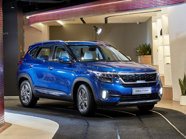 Kia, Hyundai, MG SUVs help brands gain market share in April-December 2019