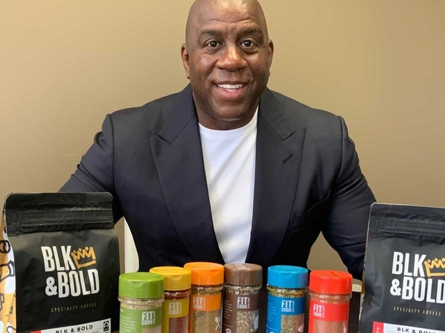 Magic Johnson on partnering with Amazon to support small businesses during a pandemic, and the 'sensational' execution of the NBA bubble