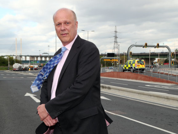 Chris Grayling backing 'one class' trains on shorter commuter routes