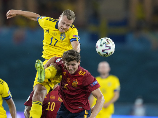 Spain draw blank with Sweden in Euro 2020 opener