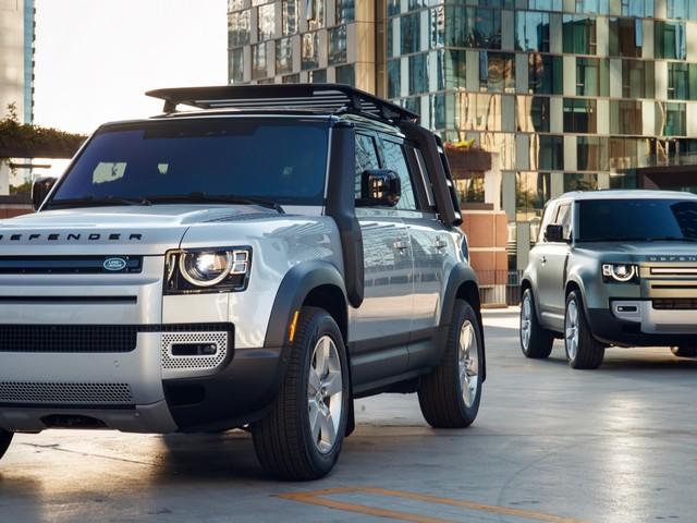 2020 Land Rover Defender starts at $49,000