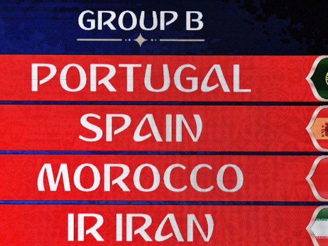 World Cup 2018 Primer: Group B — Iran, Morocco, Portugal, Spain
