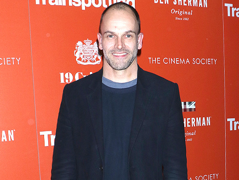 Jonny Lee Miller Shops For Pastries In Rare Pics After His Visit From Ex Angelina Jolie