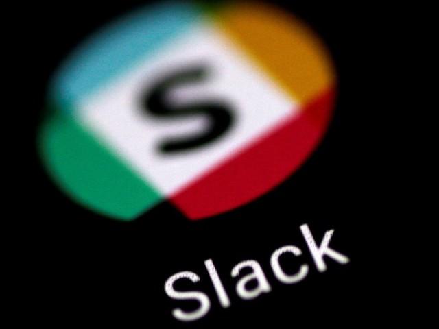 Slack: Messaging platform's shares surge on NYSE debut