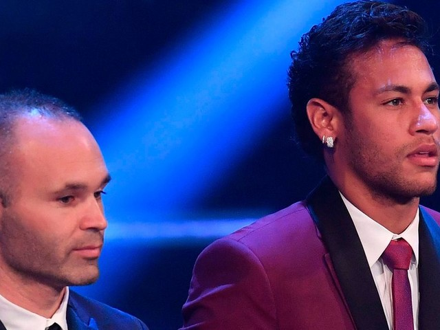 "Neymar moving to Real Madrid from PSG ""would annoy me"", says Barcelona star Andres Iniesta"