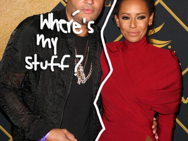 Mel B's Ex Stephen Belafonte Claims She Trashed His Most Personal Belongings