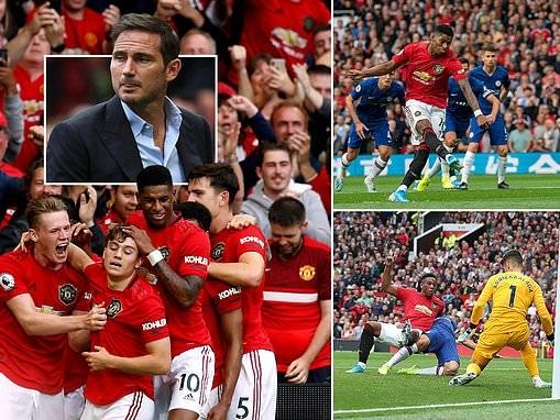 Manchester United vs Chelsea - Premier League 2019/20: Live score, lineups and updates
