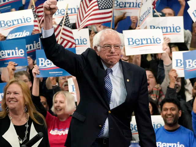 Business Is Worried About Bernie. Should It Be?
