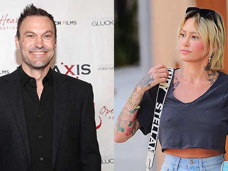 Brian Austin Green Gets Flirty Instagram Comment From Tina Louise As Romance Heats Up