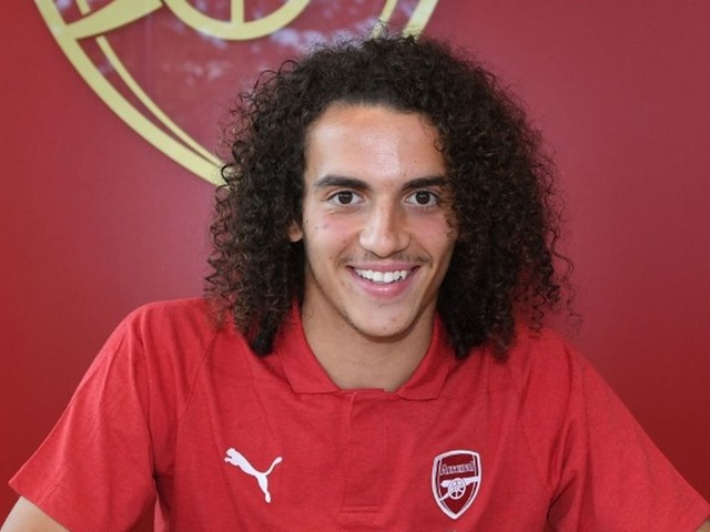 Matteo Guendouzi reveals the surprising former Arsenal star who convinced him to join club