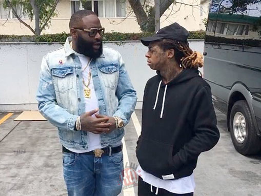 Rick Ross Wants To See A Lil Wayne, Drake, Kanye West & Pusha T Collaboration [Video]
