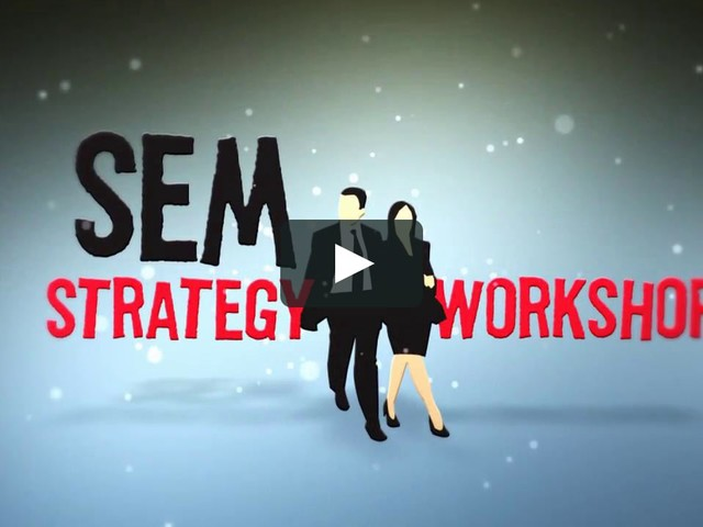 Suchmaschinenmarketing (SEM) Strategie Seminar - Zürich, Schweiz