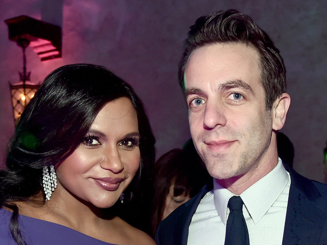 B.J. Novak Reveals Why He & Mindy Kaling Haven't Worked Together Again Since 'The Office'