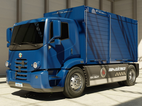 Octillion becomes official battery supplier for FNM electric trucks in Brazil