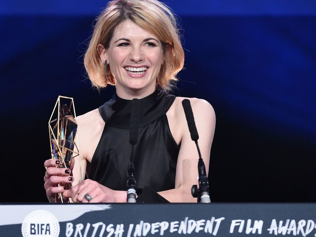Jodie Whittaker to make the same as Peter Capaldi in 'Doctor Who,' BBC chief hopes