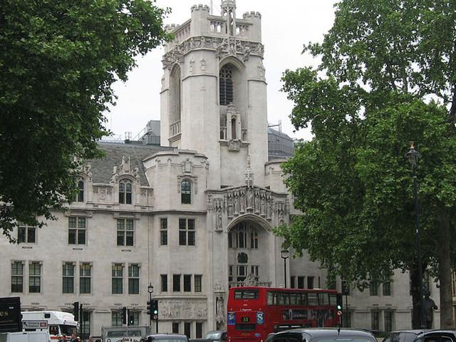 Supreme Court: how Britain's highest court works