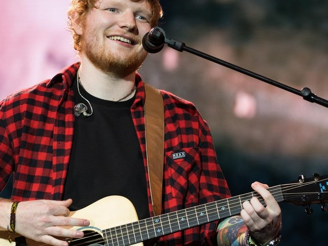 Ed Sheeran UK tour 2018: here's the nearest place to see him live
