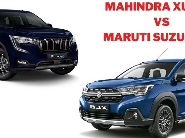 Mahindra XUV700 Vs Maruti Suzuki XL6 – Specs Comparison