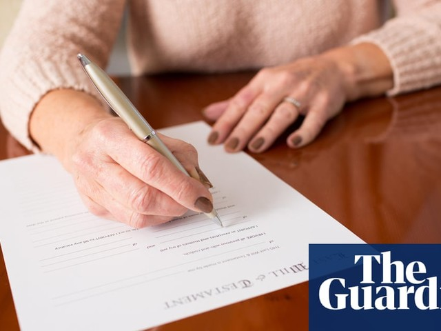 UK examines ways to make writing wills easier during Covid-19 crisis