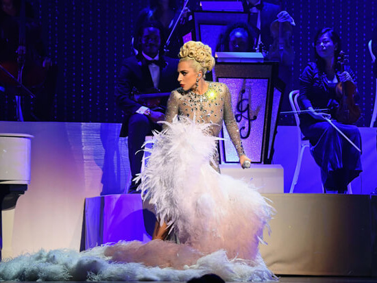 Opening Night! Lady Gaga Launches Second Vegas Residency – 'Jazz & Piano'