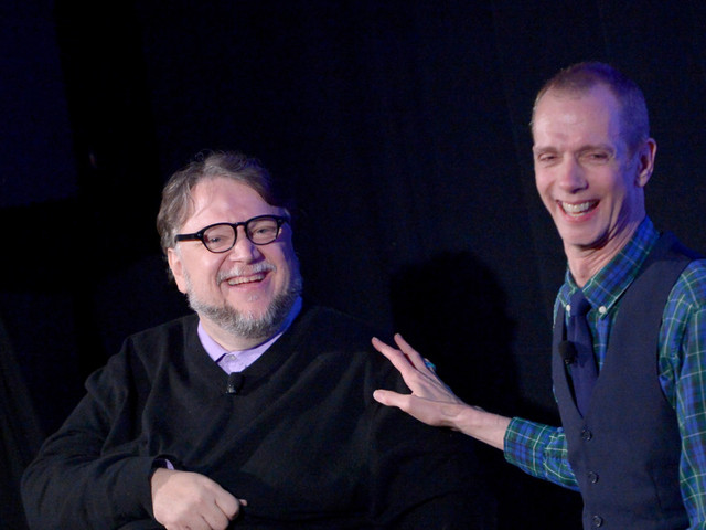 Guillermo del Toro Explains How The Shape of Water Is About 'The Beauty of the Other'