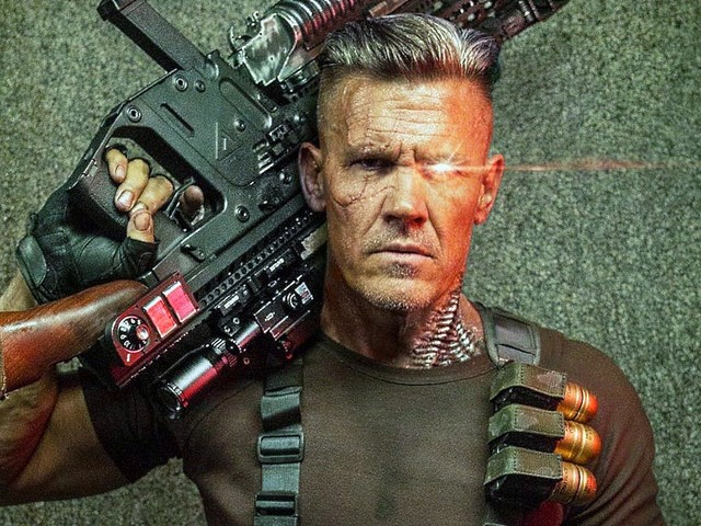 Did Deadpool 2 Just Share An Image Of Young Cable?