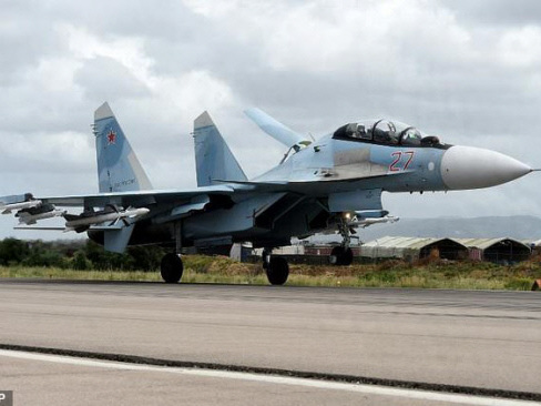 US sanctions Chinese military unit for buying Russian jets, missiles