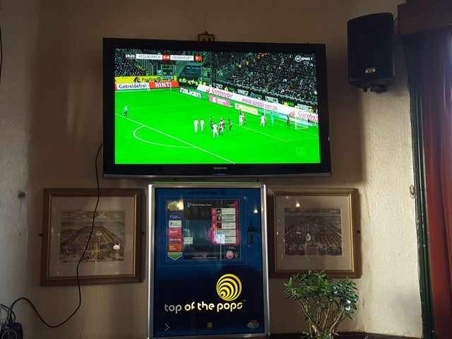 Are pubs allowed to show the football as they reopen from Saturday?