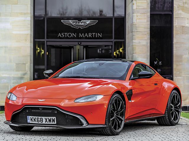 Review: 2019 Aston Martin Vantage review, test drive