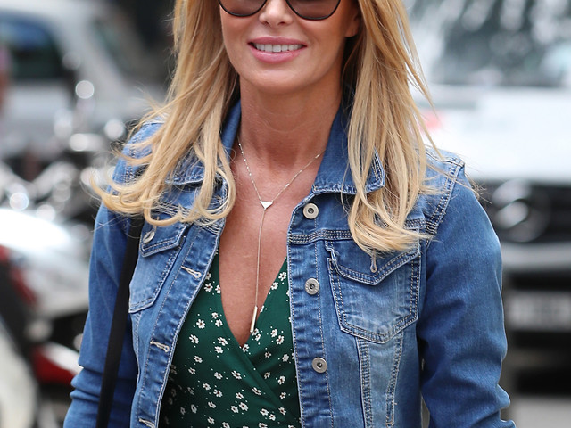 Amanda Holden reveals why she now shares pictures of her daughters on social media