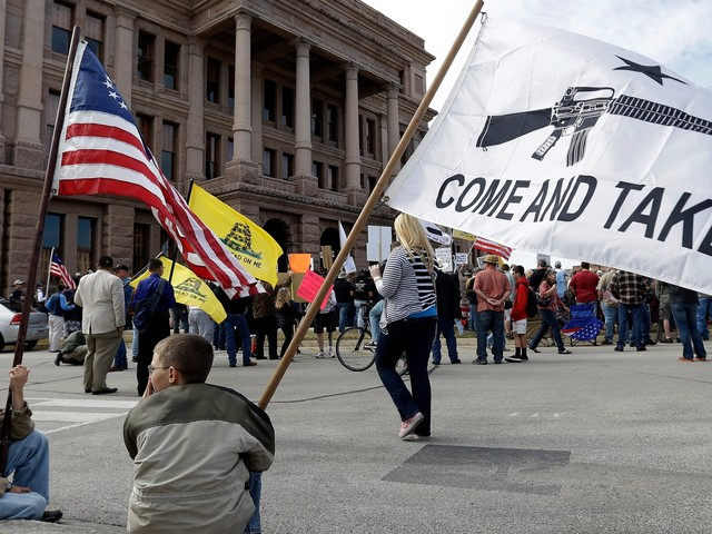 The fight over guns isn't between gun owners and non-gun owners, it's between people who own lots of guns and everyone else