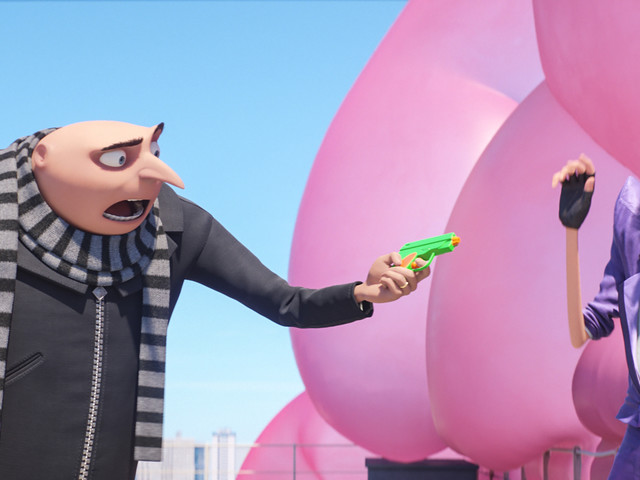 'Despicable Me 3′ Trailer: Gru Plans Evil Schemes with His Twin Brother, Dru
