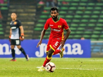 Selangor's Sarkunan prepared for midfield battle against JDT
