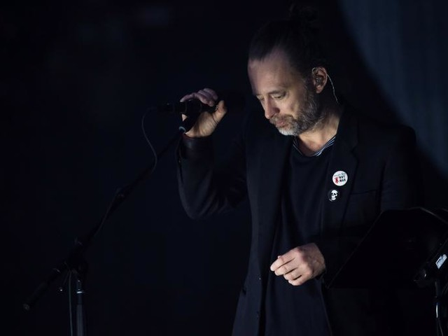 Never Forget Radiohead's Relationship With Israel Goes Way Back