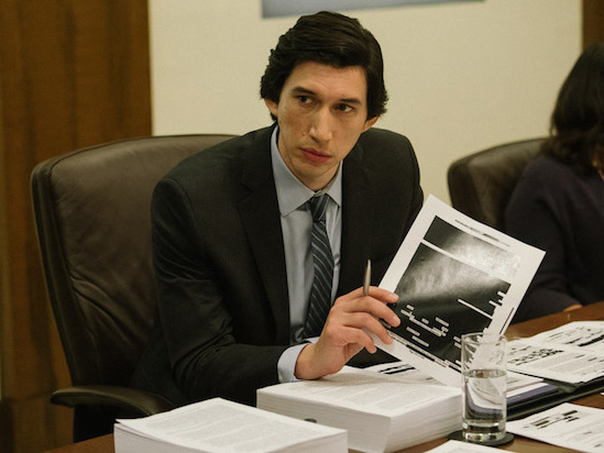 Adam Driver Political Thriller 'The Report' Gets September Theatrical Release Date