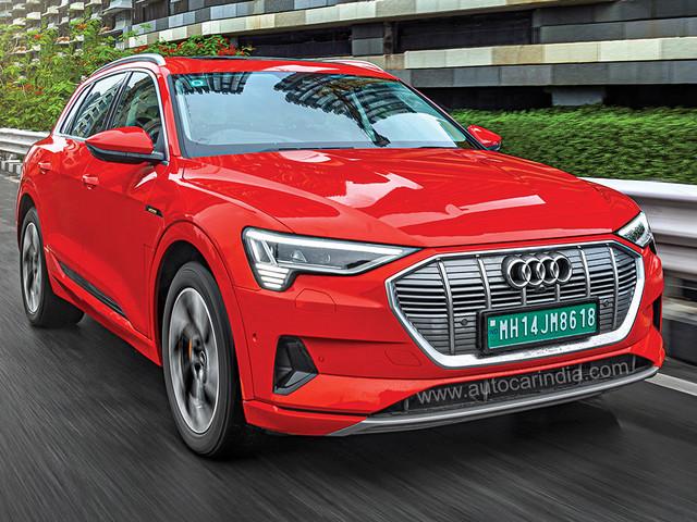 Review: Audi e-tron 55 quattro India review, test drive