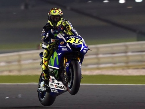 Valentino Rossi Successfully Wraps Up Riding Session Just 18 Days After A Serious Crash