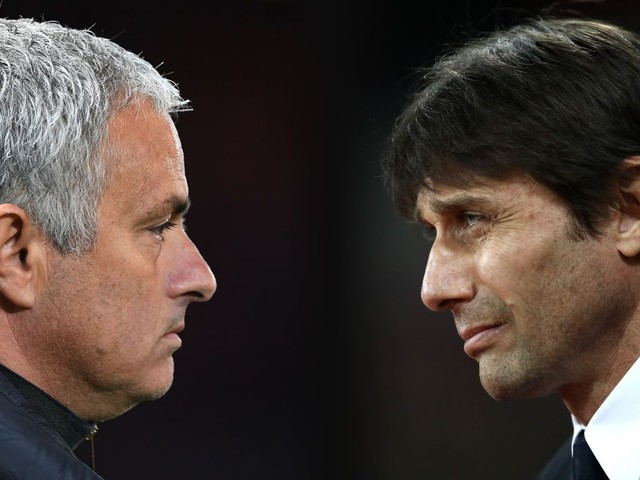 Antonio Conte gives Jose Mourinho advice after Chelsea injury crisis jibe