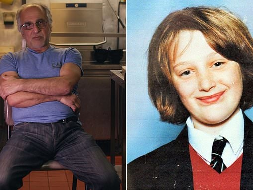 Kebab shop owner linked to missing school girl says he 'doesn't care if she's alive or dead'