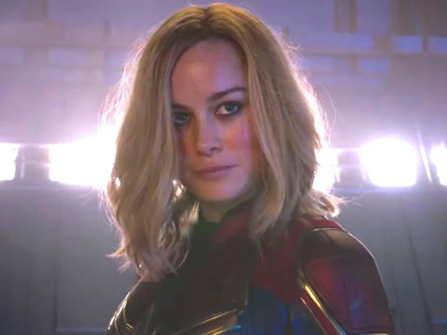 'Captain Marvel' is funny, action-packed, and a beacon of female empowerment