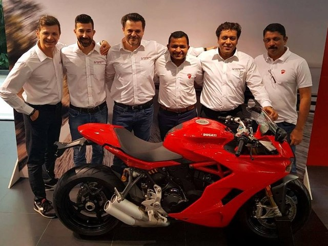 Ducati India price list for year 2018 – All motorcycles prices