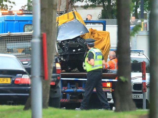 Bradford Car Crash: Four Men Who Died In Police Chase Named