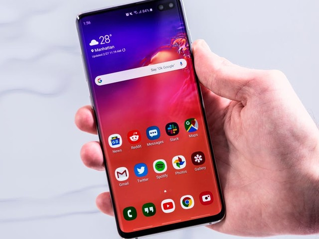 How to close apps on a Samsung Galaxy S10 to keep your phone running efficiently